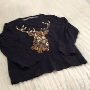 Gymboree long sleeve tee shirt.  Great condition.